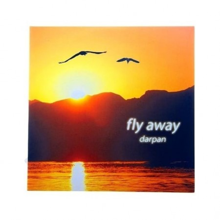 CD Fly away -  Darpan feat. The Pachamama song