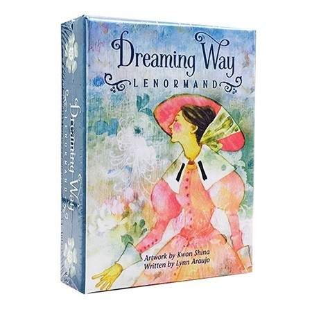 Dreaming Way Lenormand de Kwon Shina