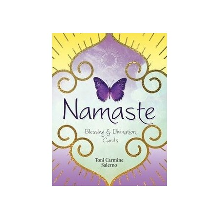 Namaste, Blessing and Divination Cards