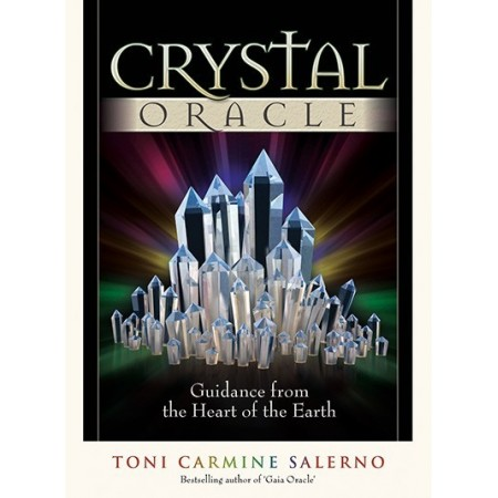 Crystal Oracle, Guidance from the Hearth of the Earth