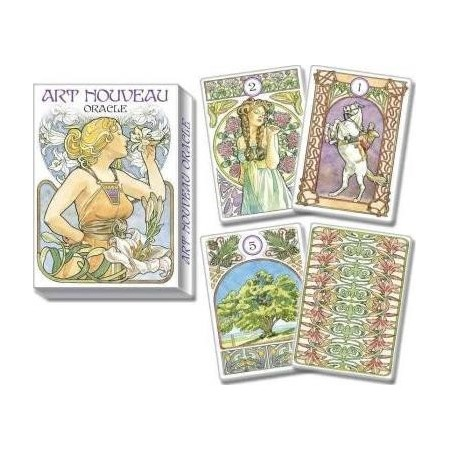 Art Nouveau Oracol Lenormand