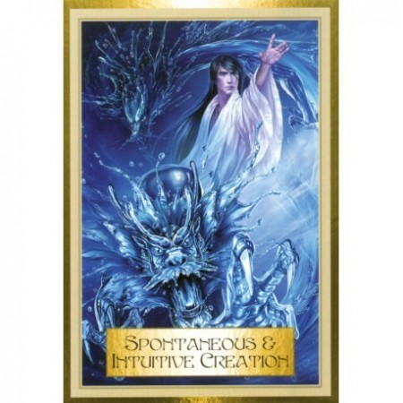 Wisdom of the golden path Oracle