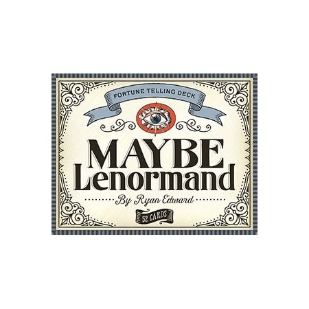 Maybe Lenormand de Ryan Edward
