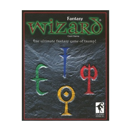 Fantasy Wizard Card Game